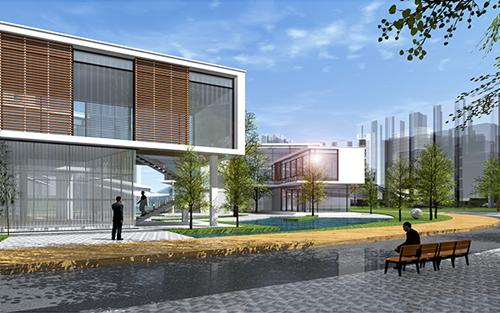 臨港商貿經濟中心